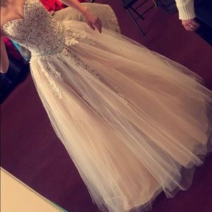 Mori Lee Prom Gown